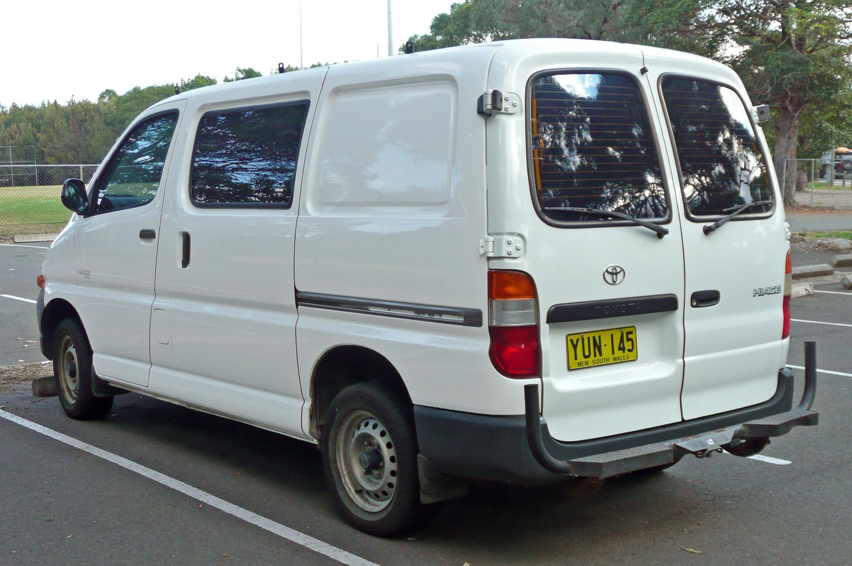 File 1995 2001 Toyota Hiace Sbv Rch12r Van 02 Jpg