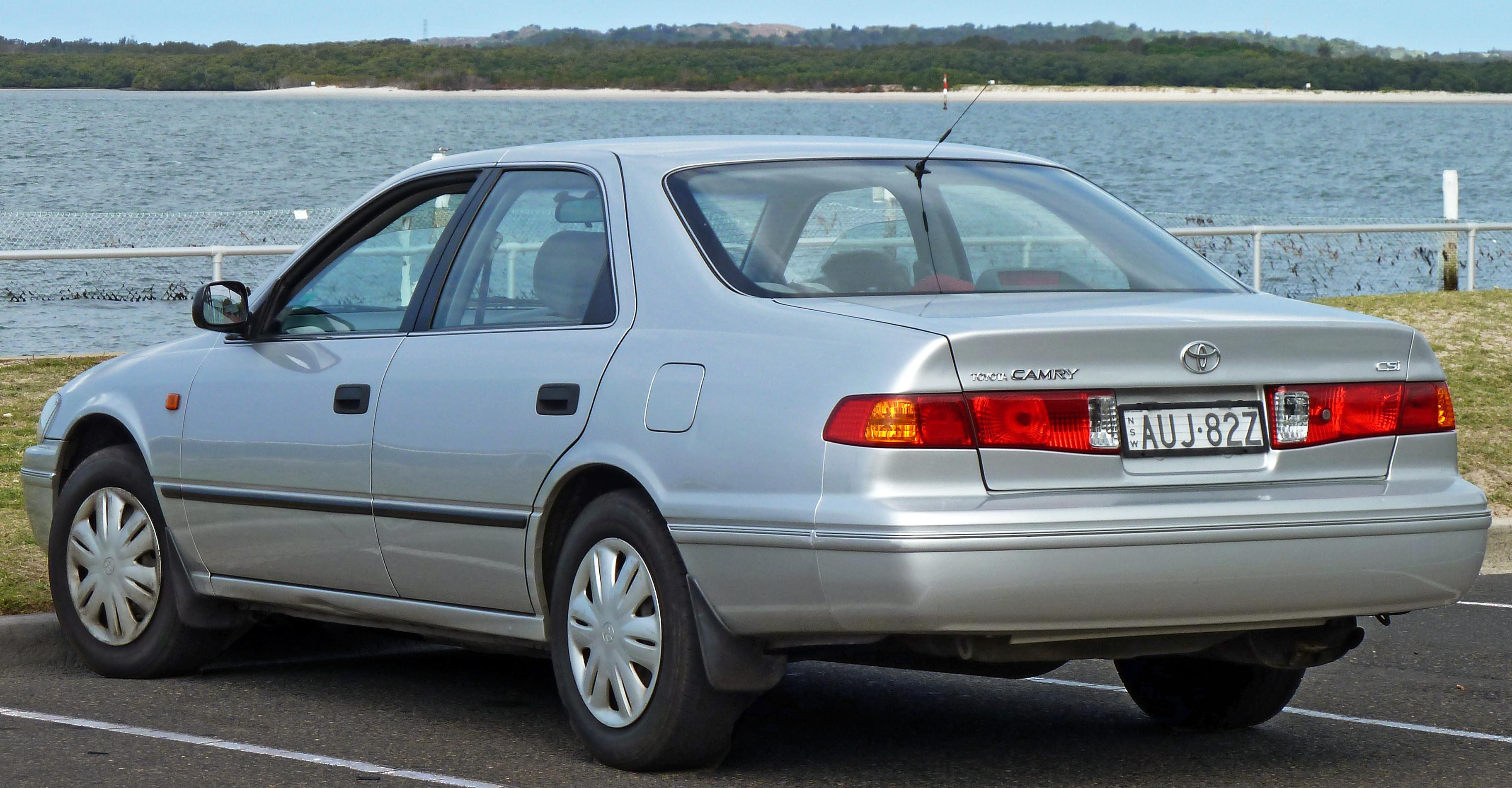Тойота камри 1998 фото