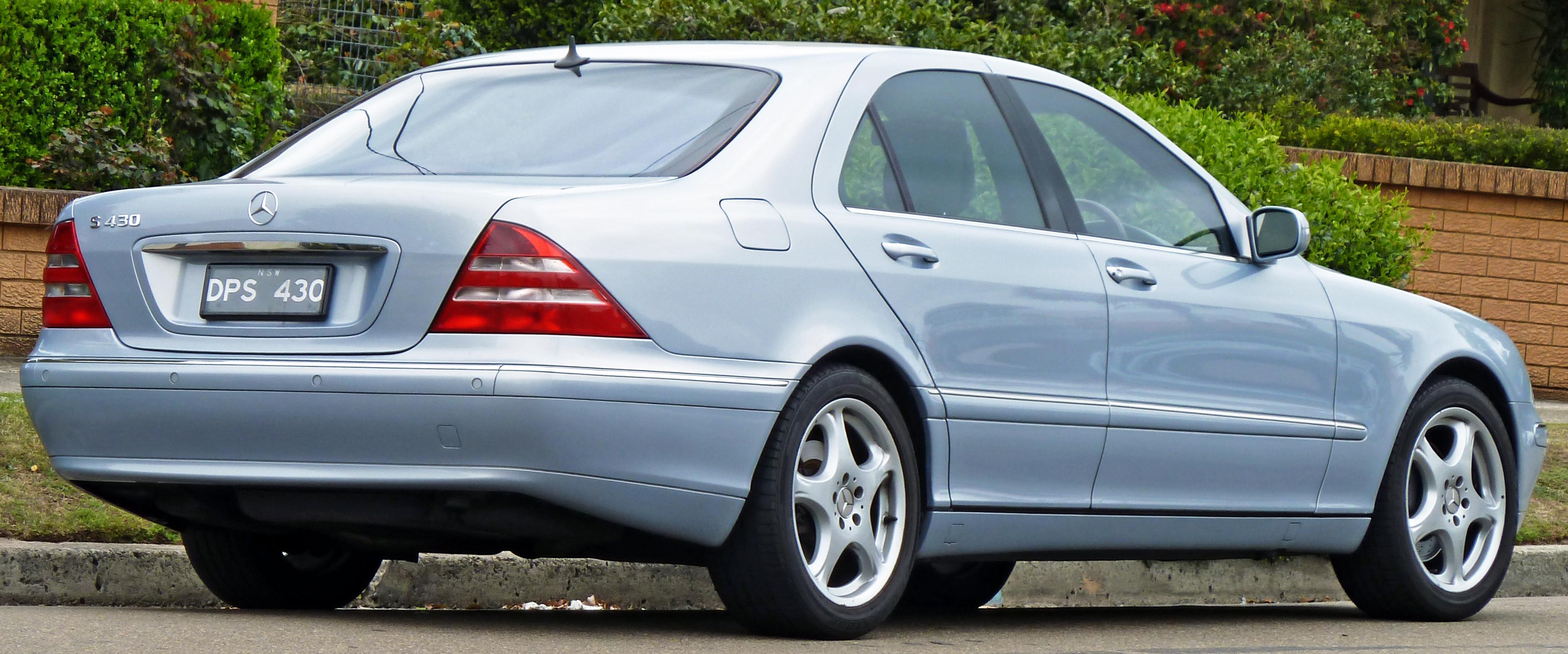 mercedes benz s class w220 s 350 245 hp rh dataraba com 2004 Mercedes-Benz S430 Recalls 2006 Mercedes-Benz S350