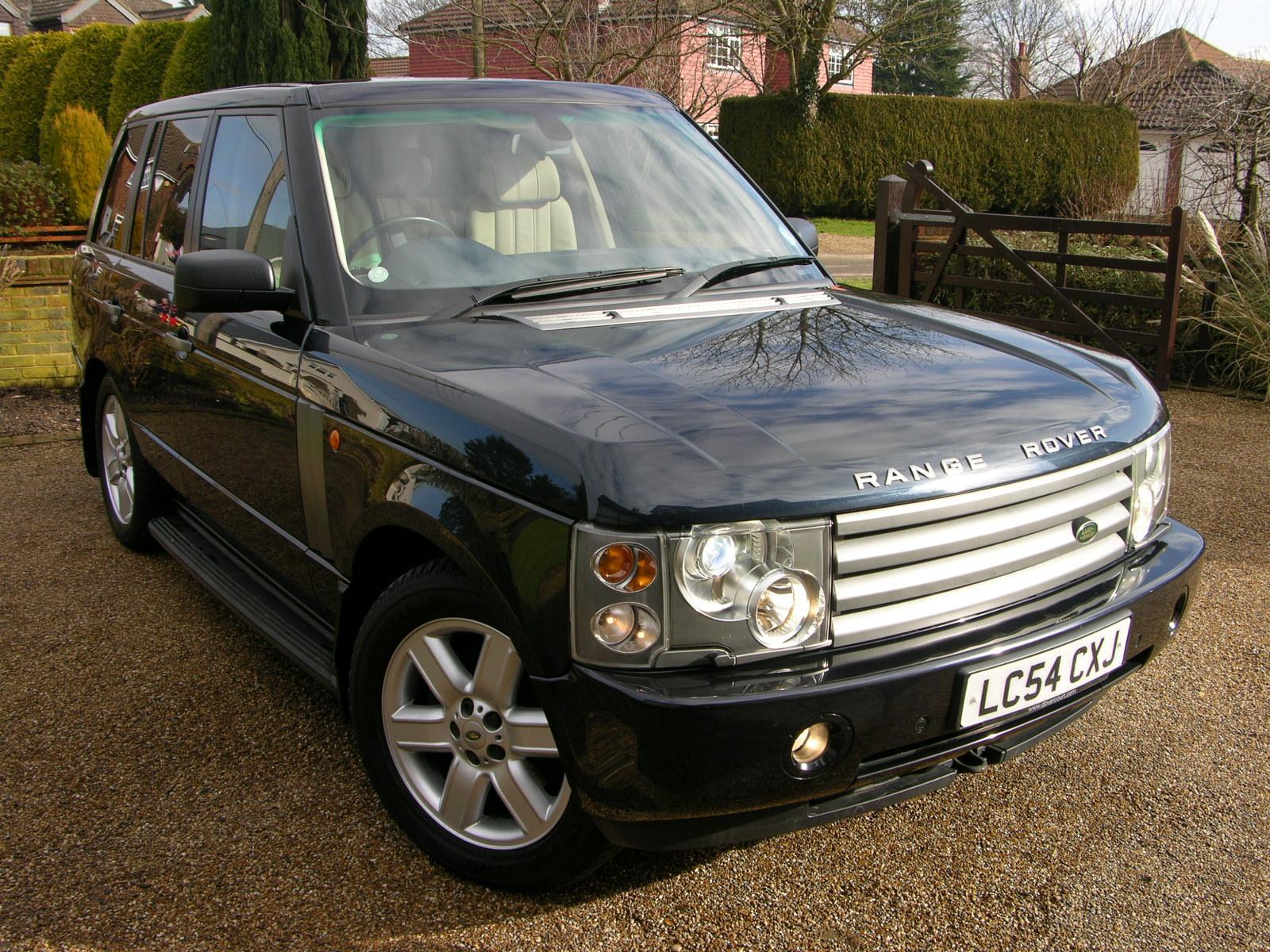 File 2004 Range Rover V8 Vogue Lpg Flickr The Car Spy