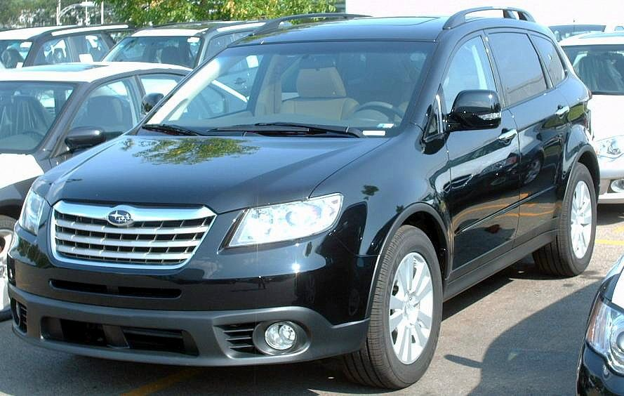 2008 subaru b9 tribeca overview with prices sporty cars. Black Bedroom Furniture Sets. Home Design Ideas