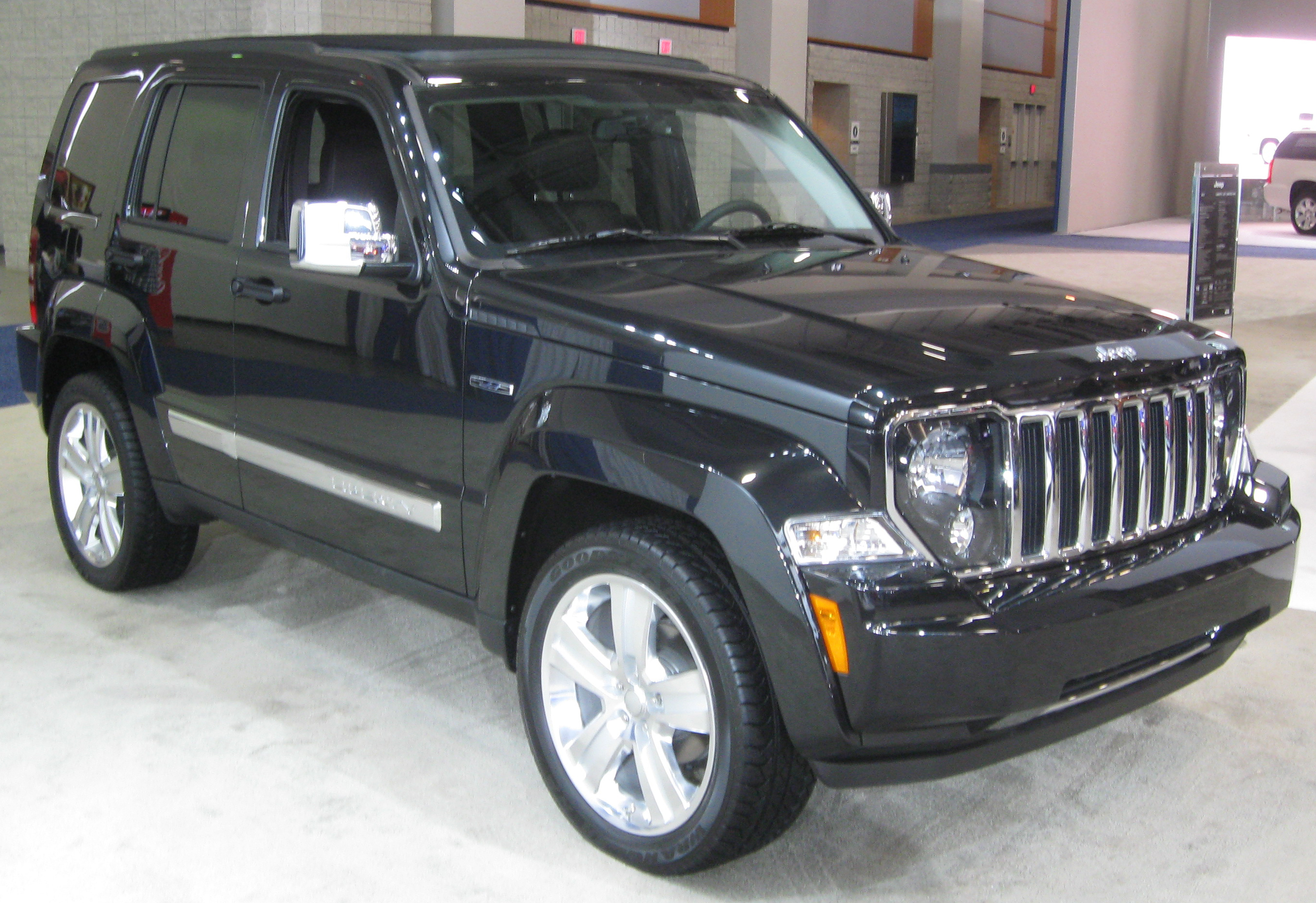 Best Internet Trends Jeep Liberty 2011 Black