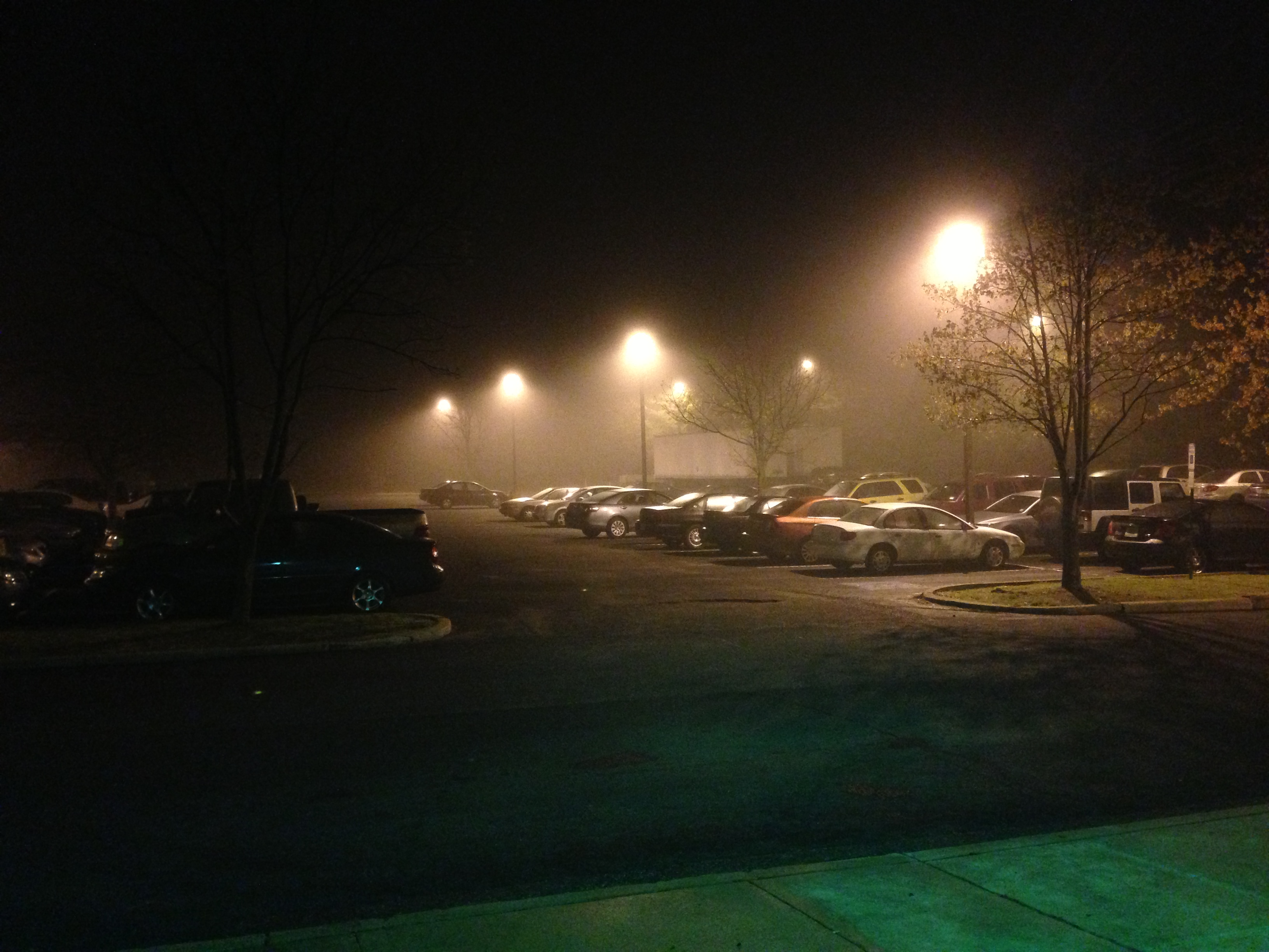 File 2017 05 10 02 48 Fog In Parking Lot 98d Near The Starkey Apartments On Cook Douglass Campus Of Rutgers University Jpg