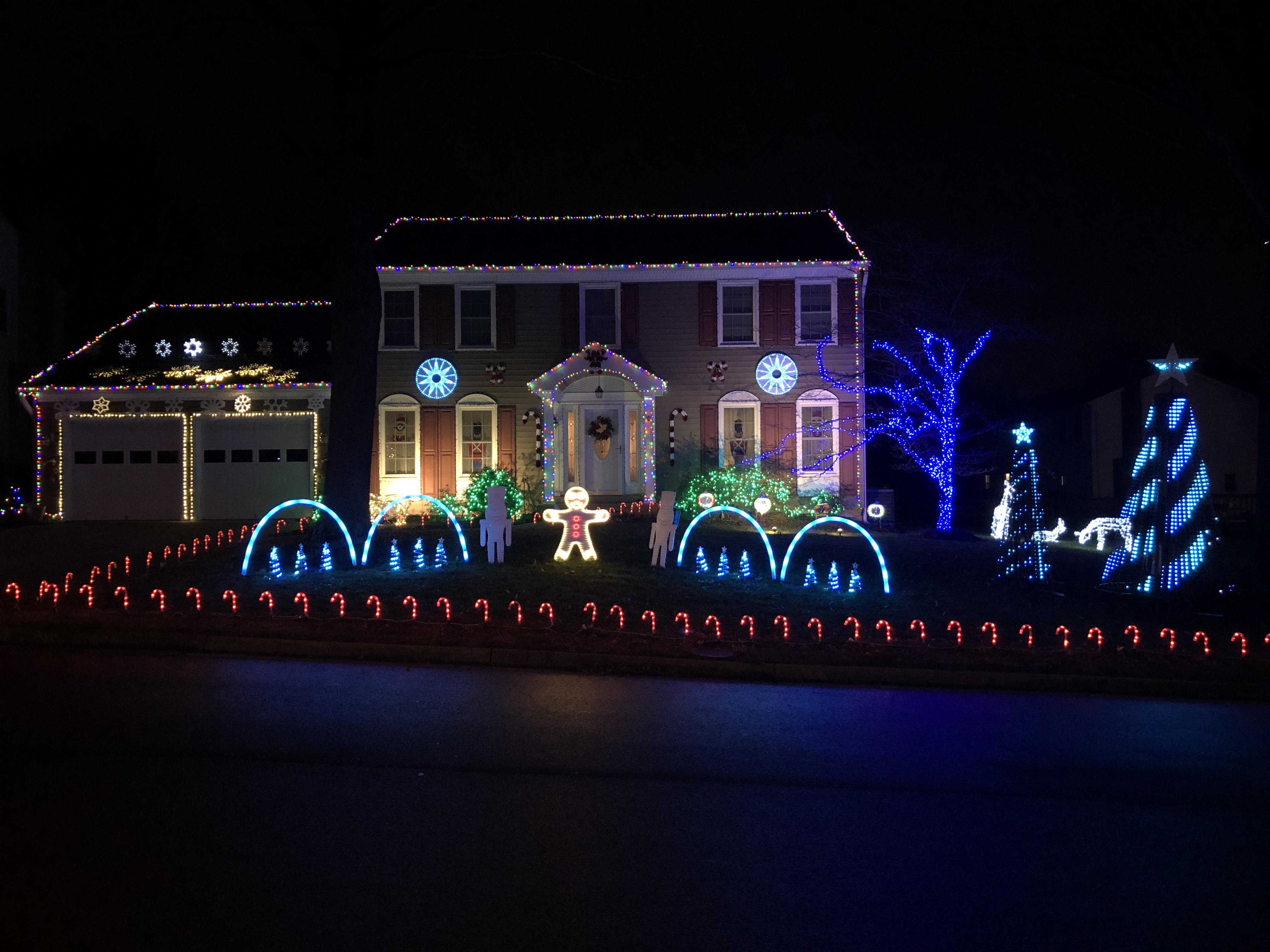 Franklin Christmas 2021 File 2021 01 05 20 36 47 House With Christmas Lights Along Thorngate Drive In The Franklin Farm Section Of Oak Hill Fairfax County Virginia Jpg Wikimedia Commons