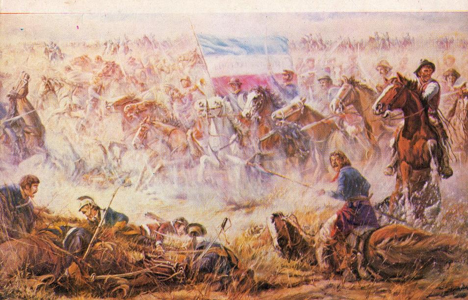 File:6) 12 de Octubre de 1825 - Batalla de Sarandi.jpg ...