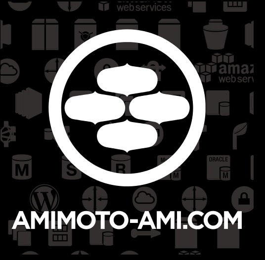 AMIMOTO.png English: AMIMOTO WordPress Stack greatly simplifies the development and management of WordPress hosting. Date 1 October 2014 Source Own