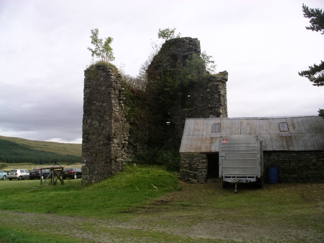 List of castles in argyll and bute wikipedia for Farmhouse tower