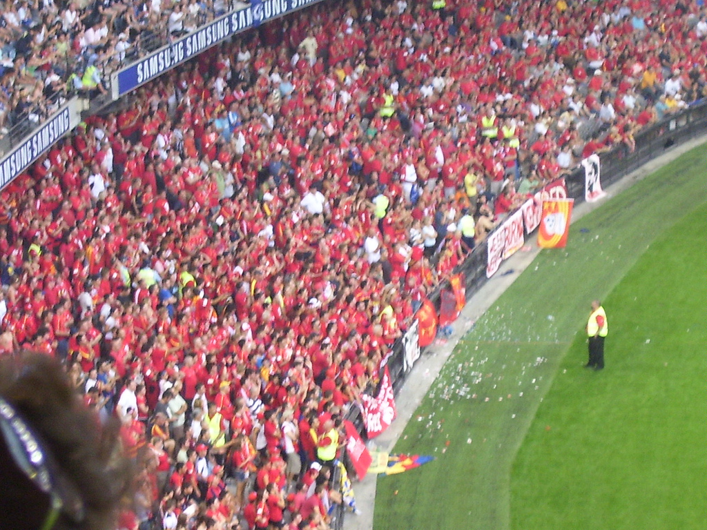 Adelaide United Picture: File:Adelaide United Fans.jpg