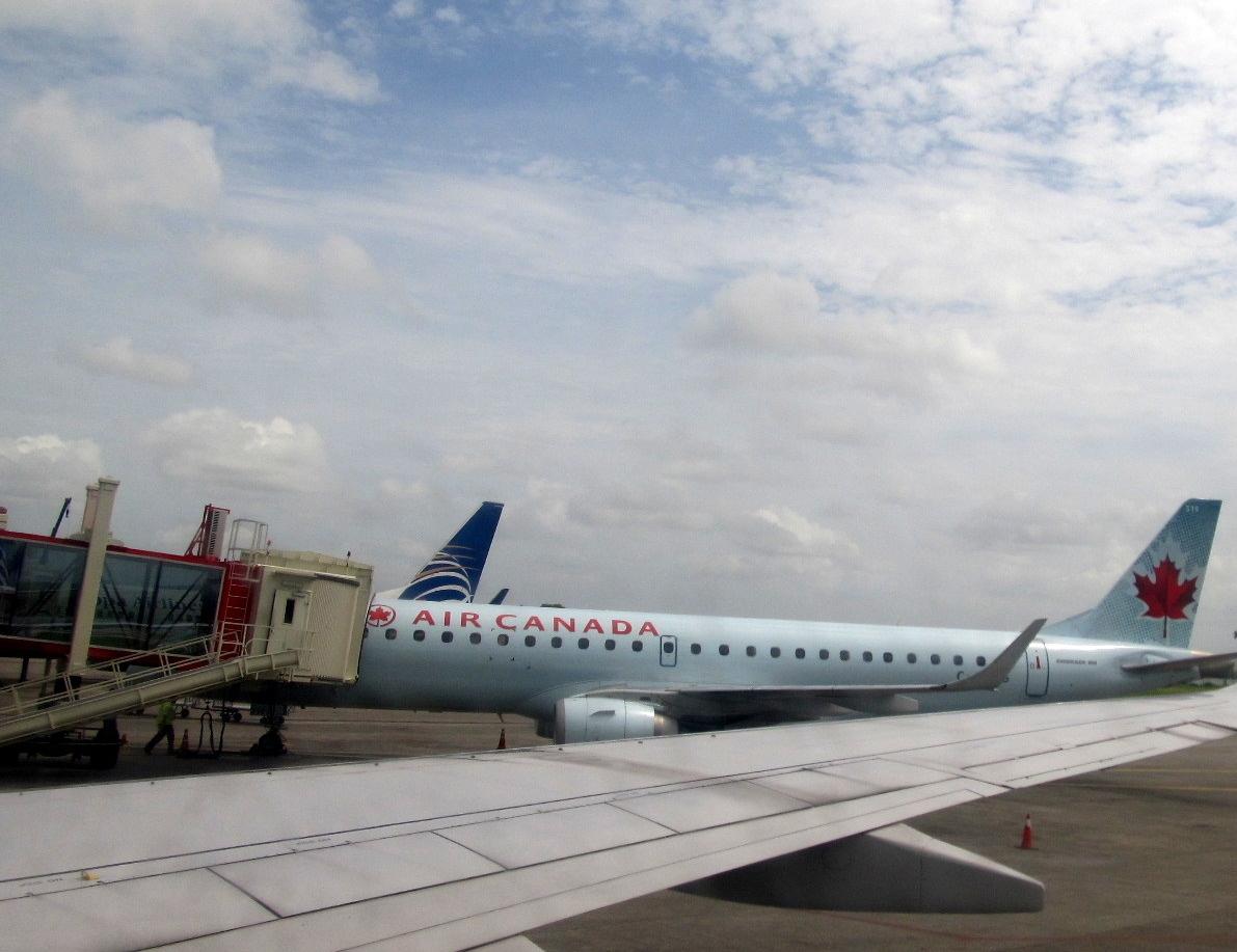 Aeroporto Havana Arrivi : File air canada havana jose marti airport g wikimedia commons