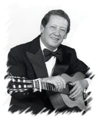 Alfredo Gil Mexican singer