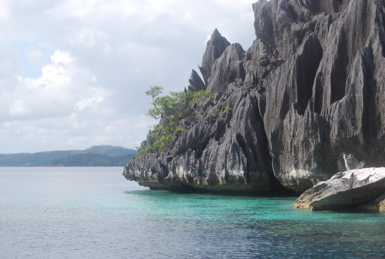 An island in Coron, Palawan.JPG