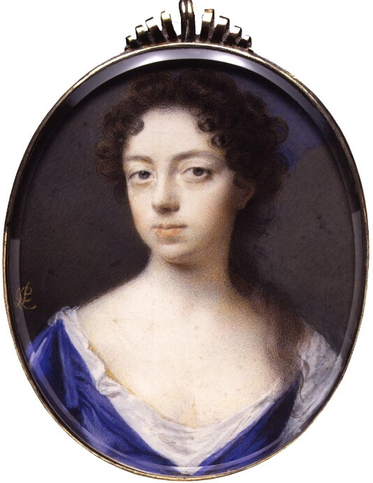 Portrait of Anne Finch, Countess of Winchilsea...
