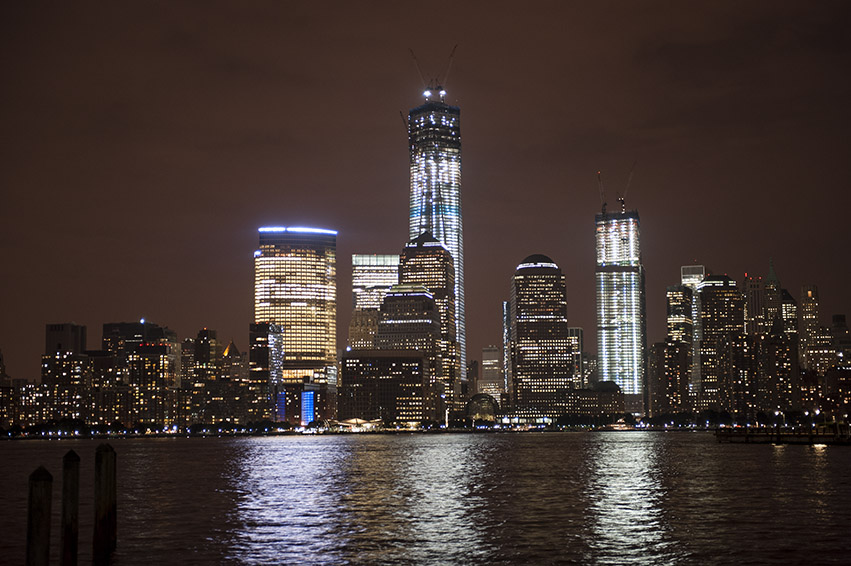 Image Result For On A New York City Night