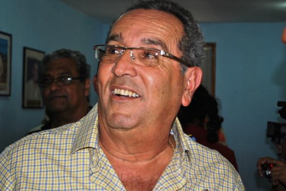 Arnoldo Alemán, de Nicaragua