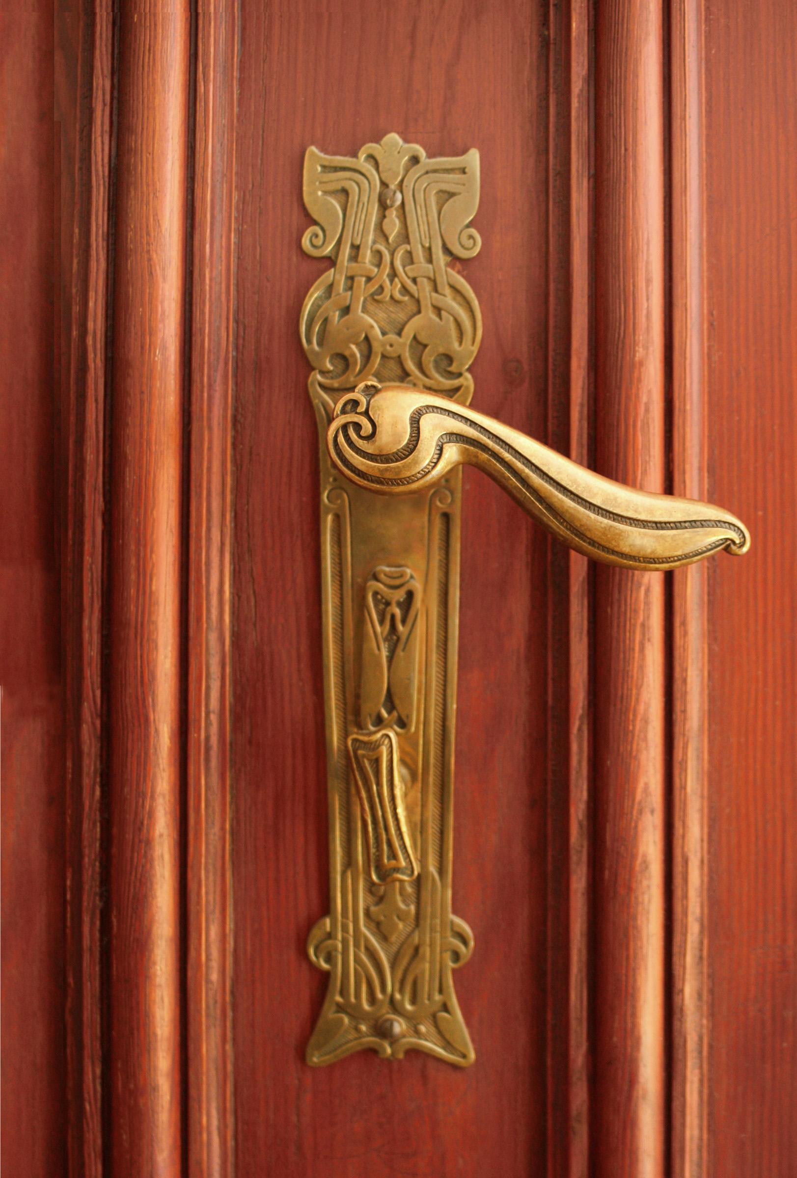 Wooden doors modern wooden doors design for Door design art