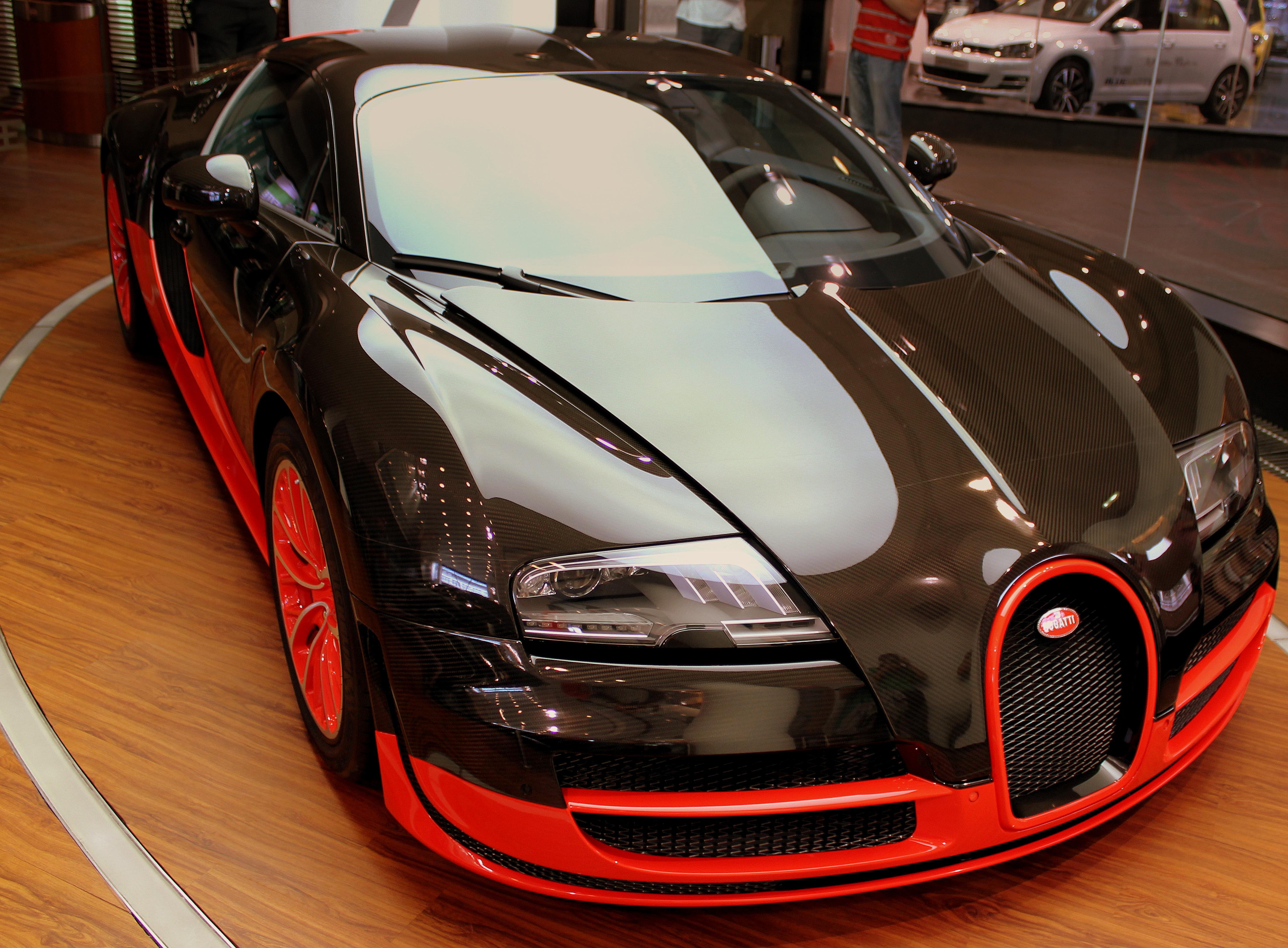 Bugatti Car Dealer Dubai