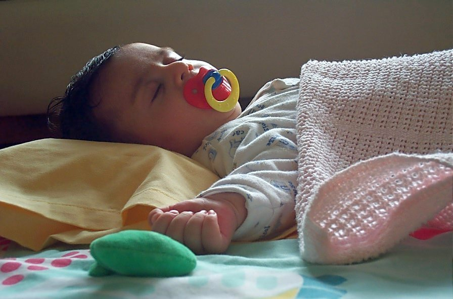 Schlaftraining - Wikipedia