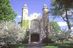 Bates College Chapel