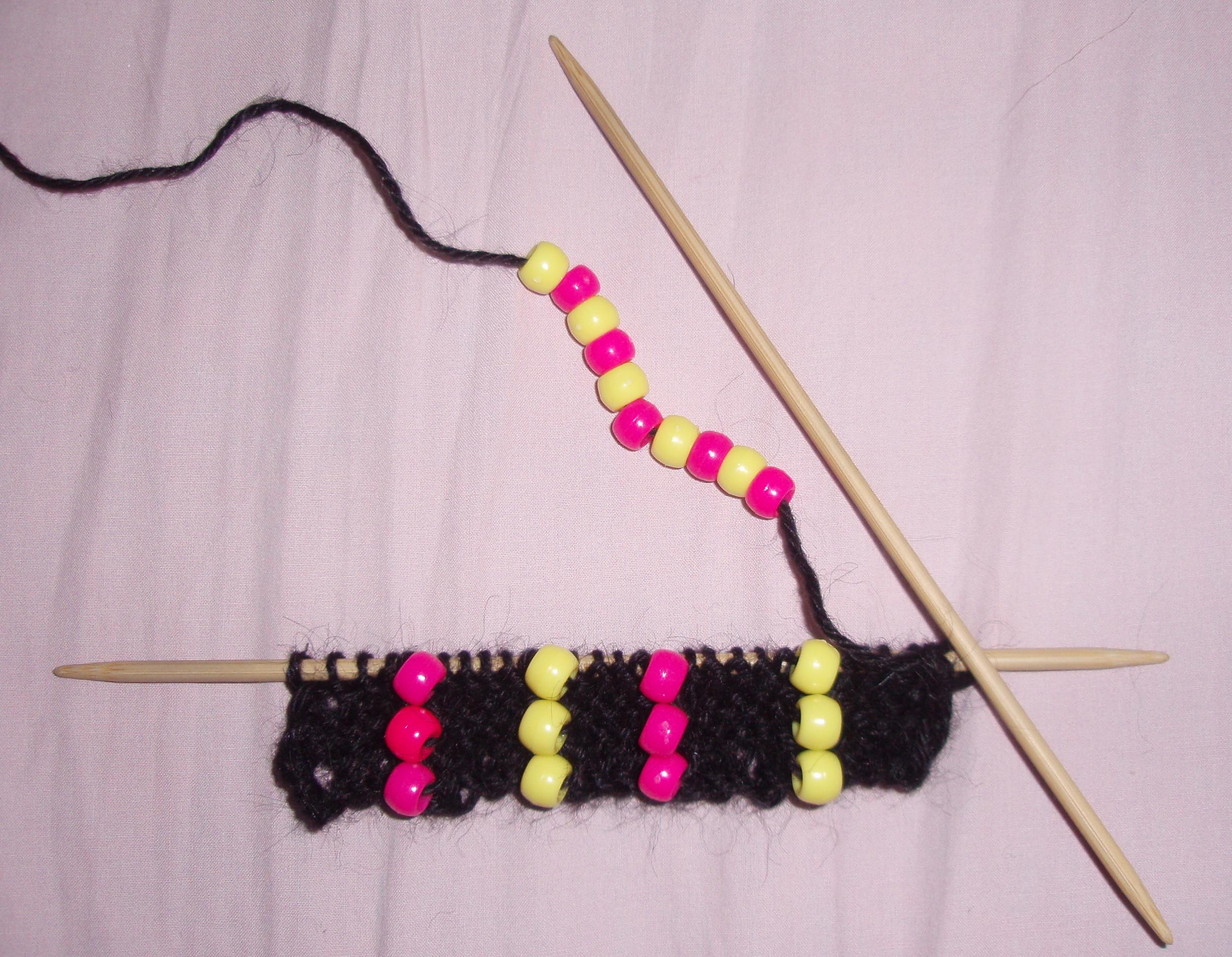 Bead Knitting Wikipedia