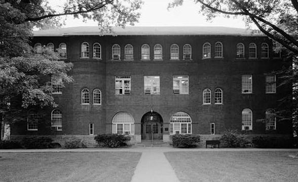 Lincoln Hall Berea College Wikipedia
