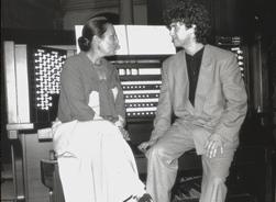Bernadette Lafont et Erik Feller