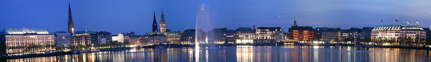 Hotel Hamburg Binnenalster