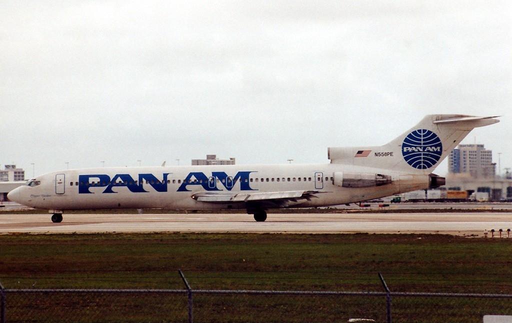 File:Boeing 727-227-Adv, Pan American World Airways - Pan Am