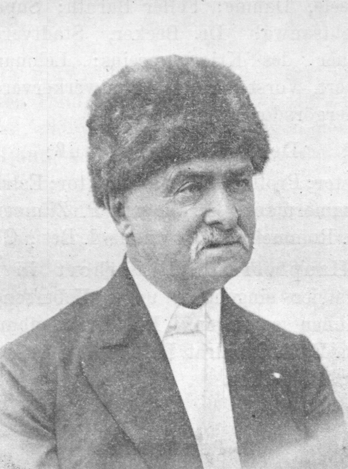 Depiction of Carl Bolle