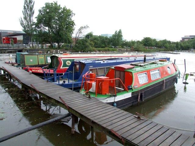 File:Brayford Wharf, Lincoln - geograph.org.uk - 497939.jpg