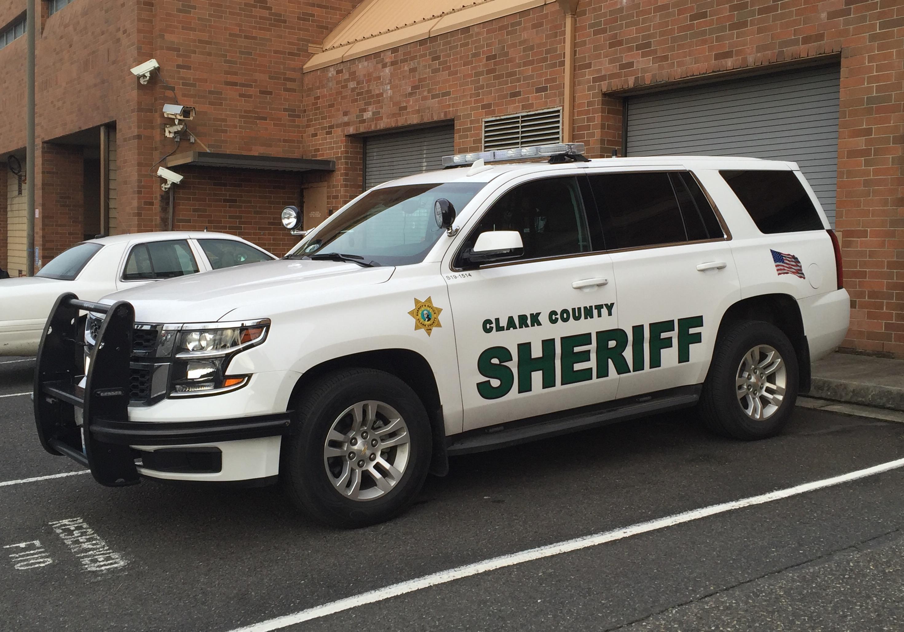 Clark County Sheriff's Office (Washington) - Wikipedia