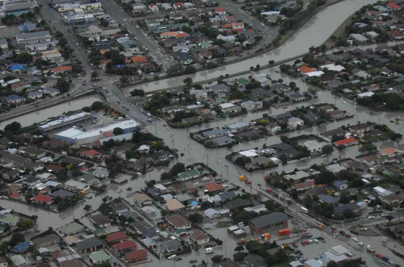 Christchurch Flooding