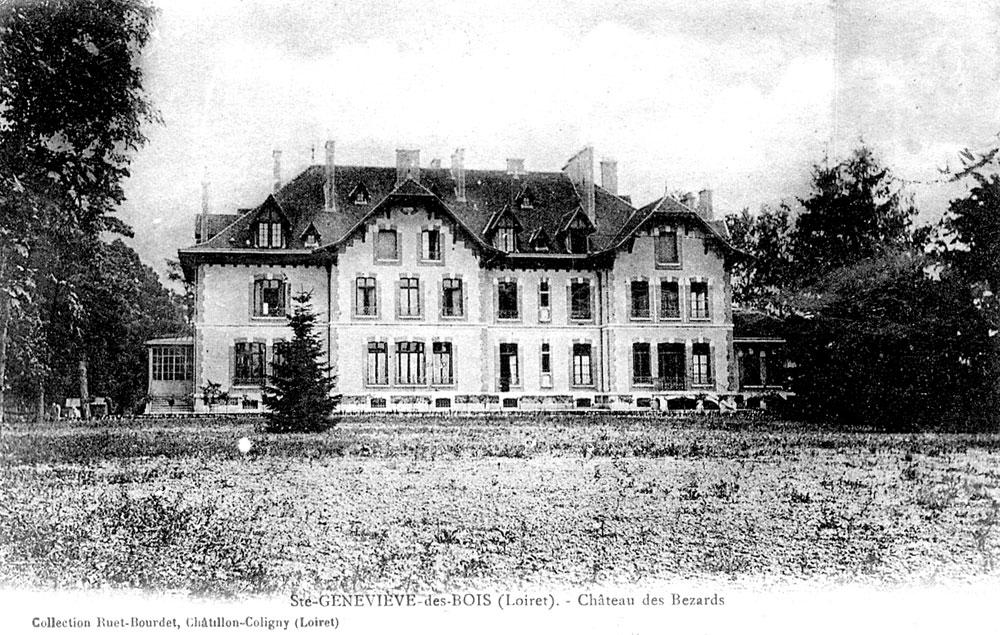 Sainte Genevi u00e8ve des Bois, Loiret Wikiwand # St Geneviève Des Bois