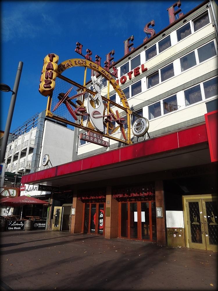 Hotel Keese Hamburg Reeperbahn