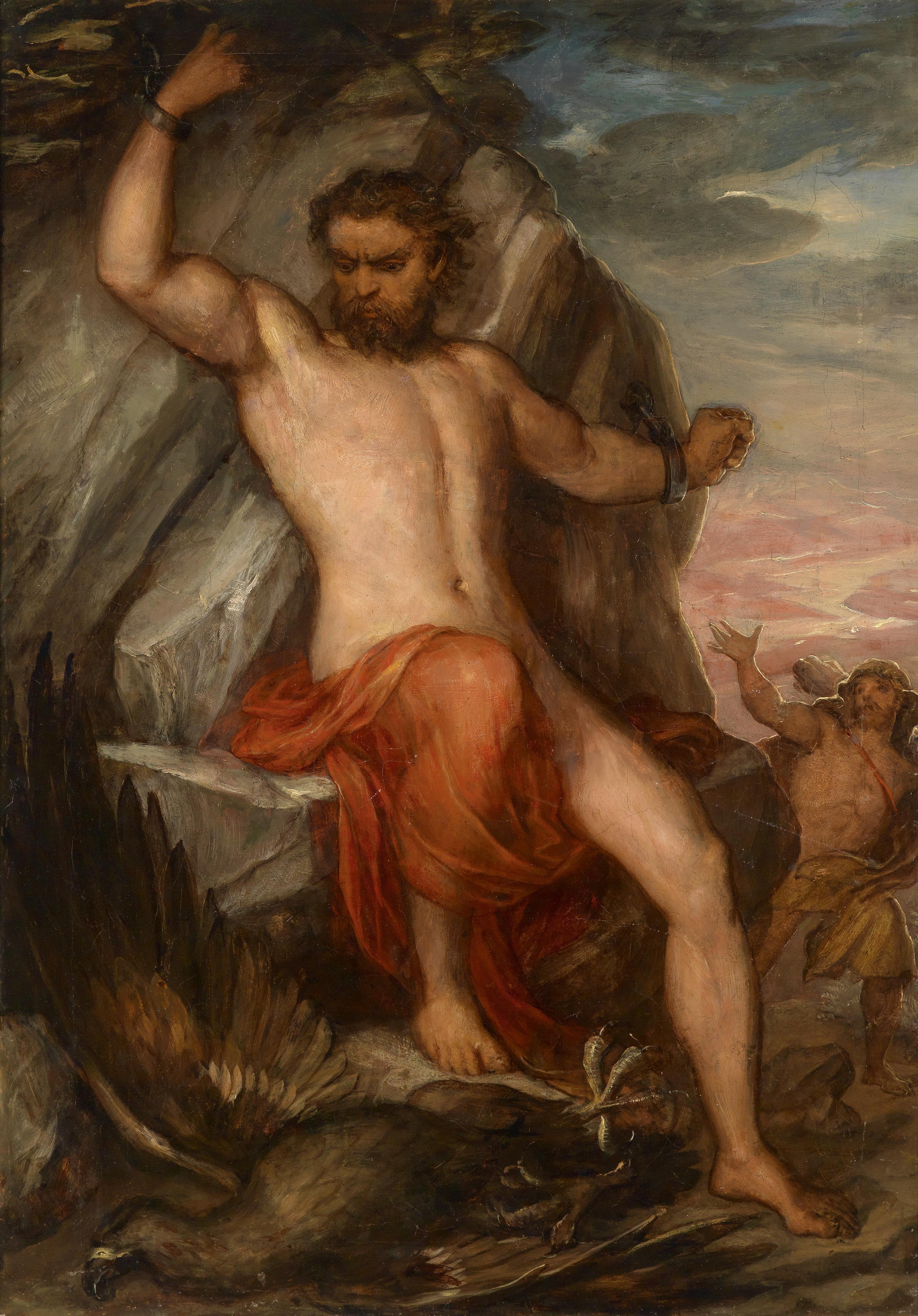 epimetheus and pandora relationship
