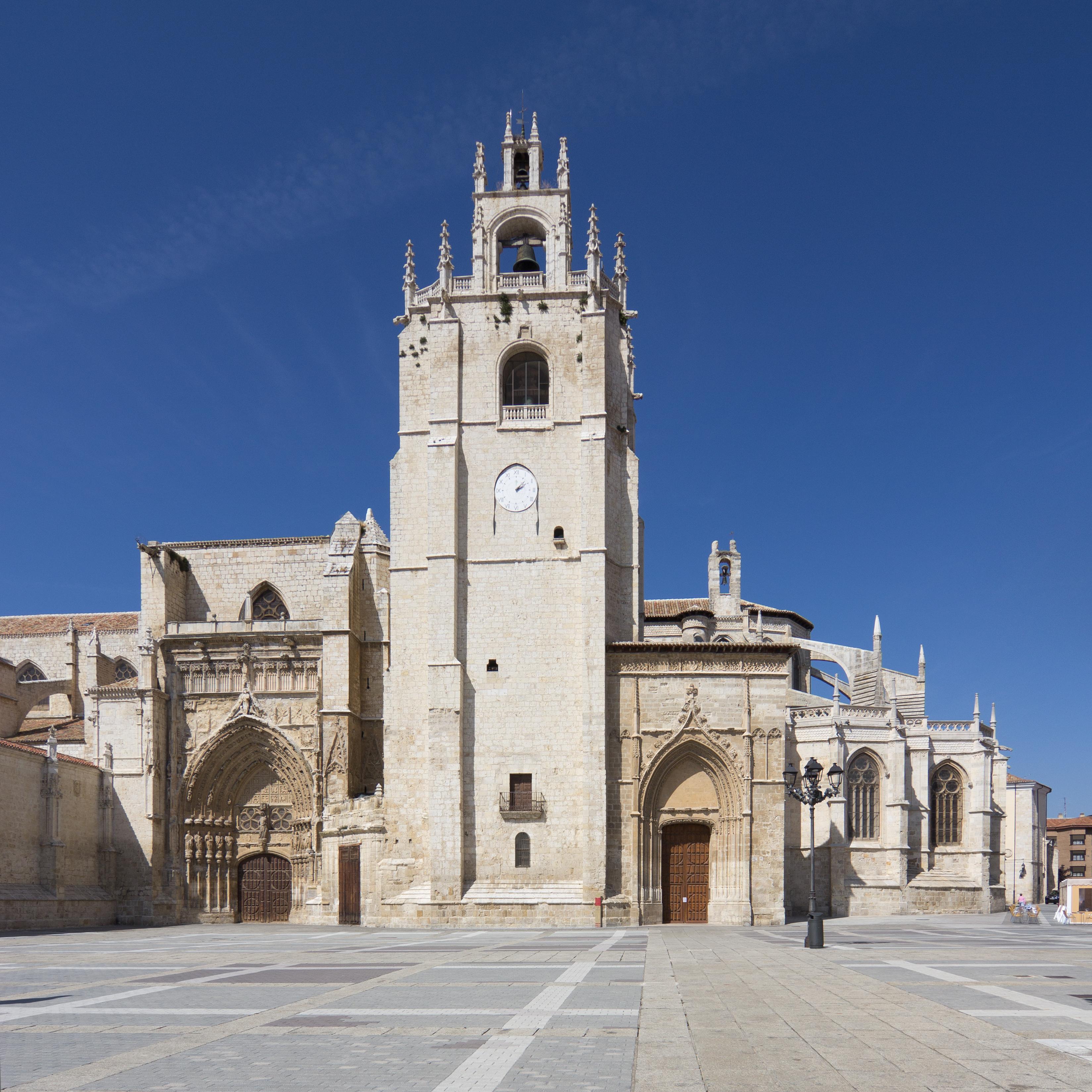 File:Catedral de San Antolín de Palencia - 01.jpg - Wikipedia