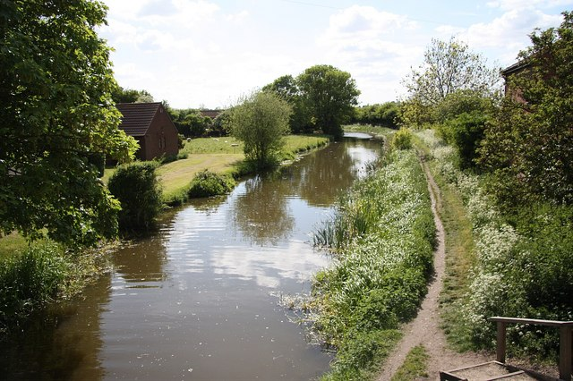 Chesterfield Canal - geograph.org.uk - 1300233