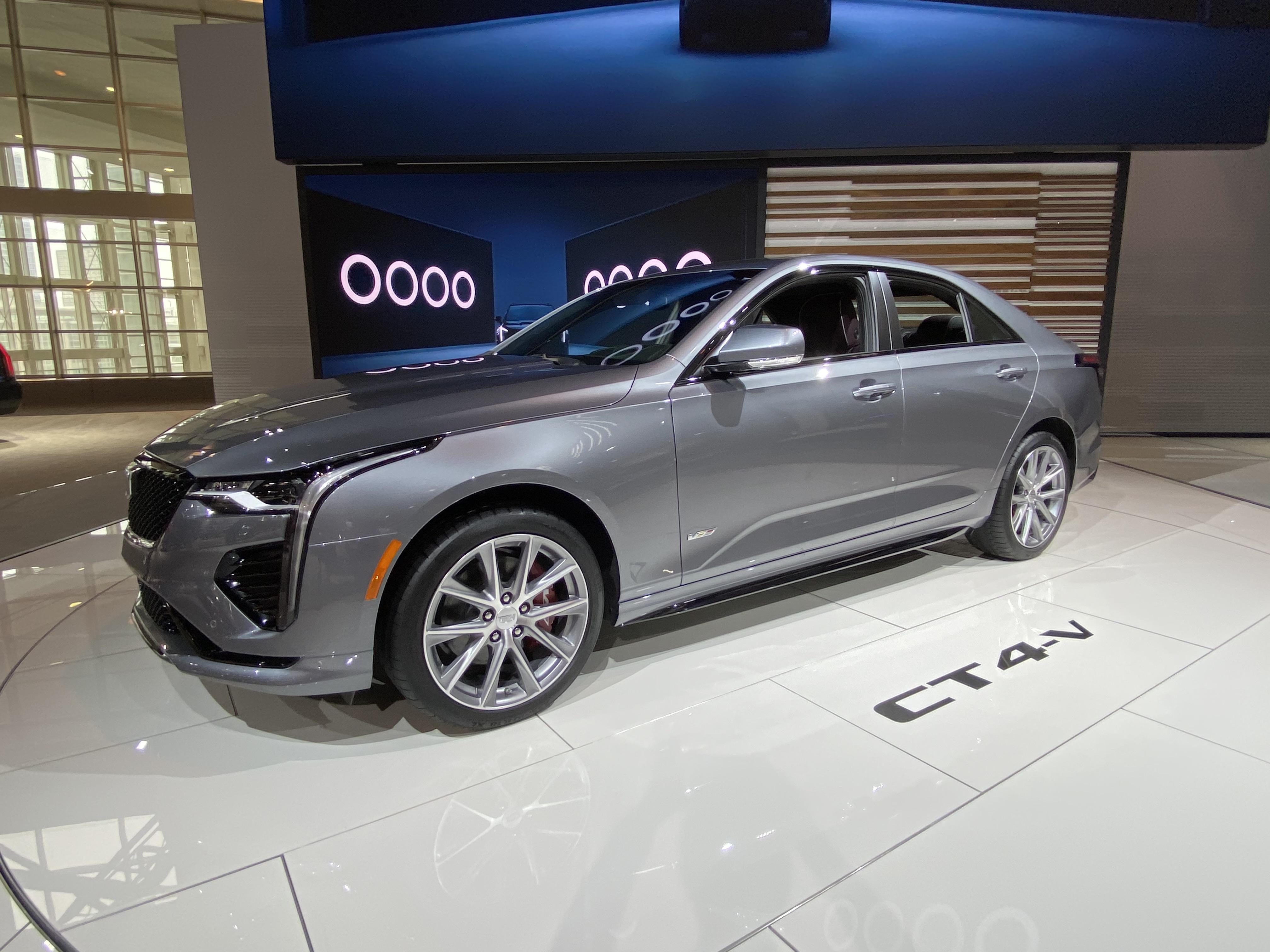 Cadillac Ct4 Wikipedia