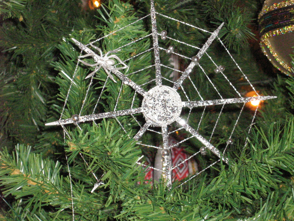 Image result for Eastern Europe's Christmas spiders