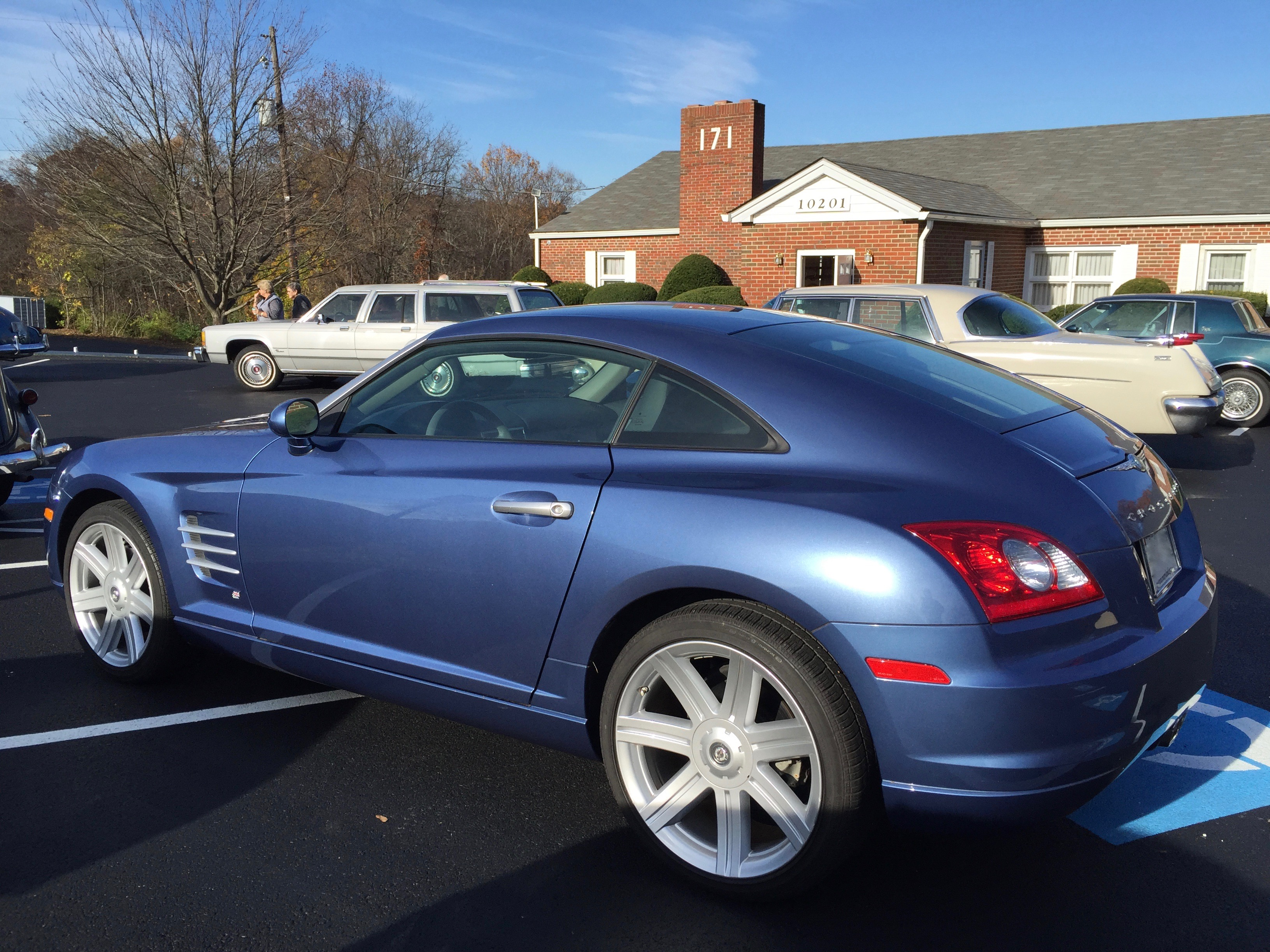 File:Chrysler Crossfire Fastback In Damascus MD 2of2