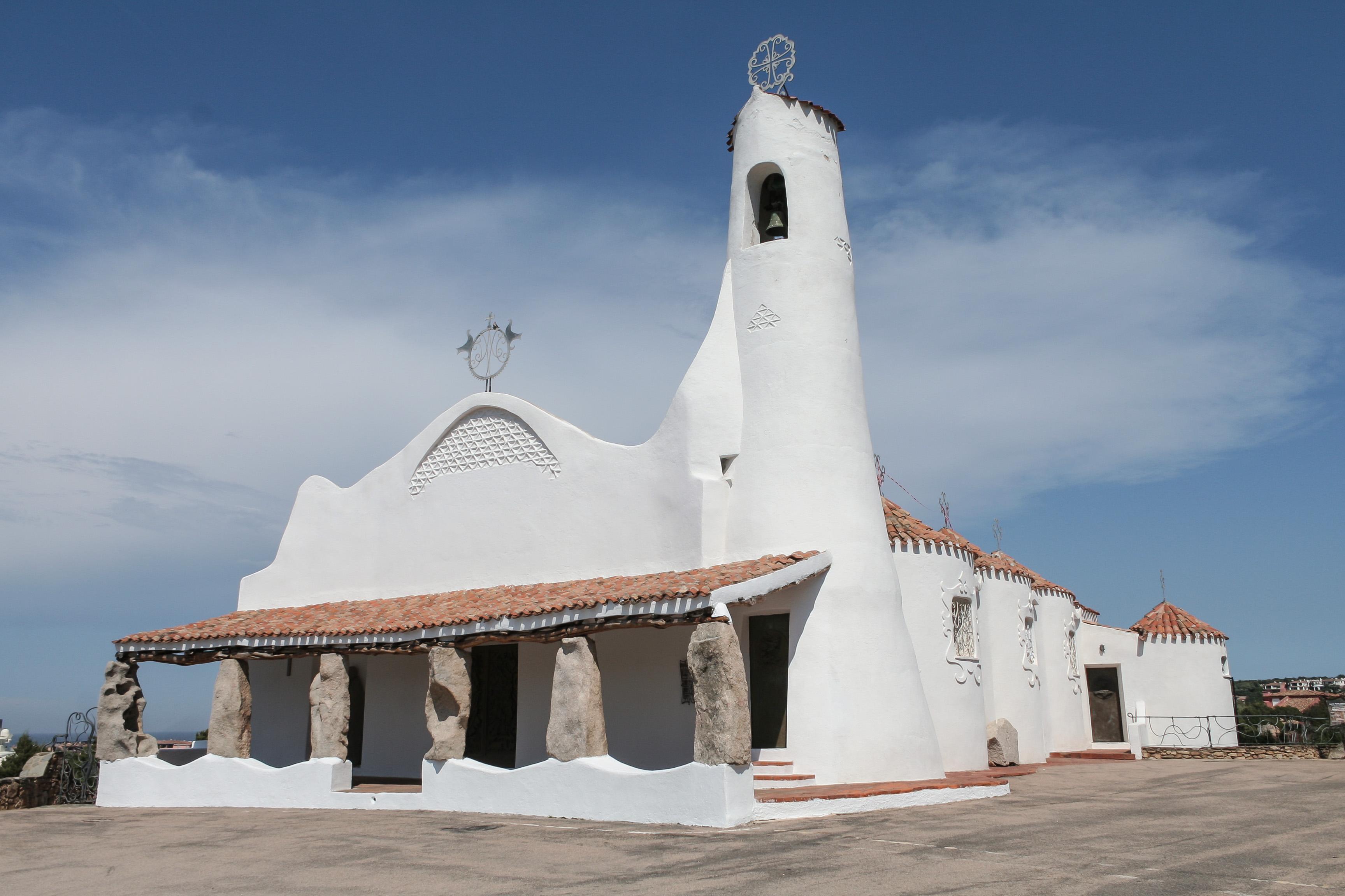 Church Stella Maris in Porto Cervo.JPG