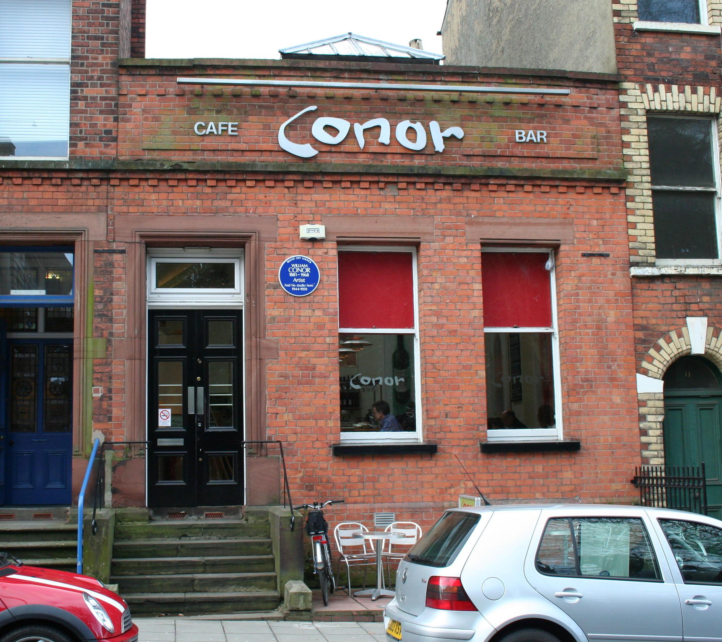 Cafe Alter Peter Ronsberg