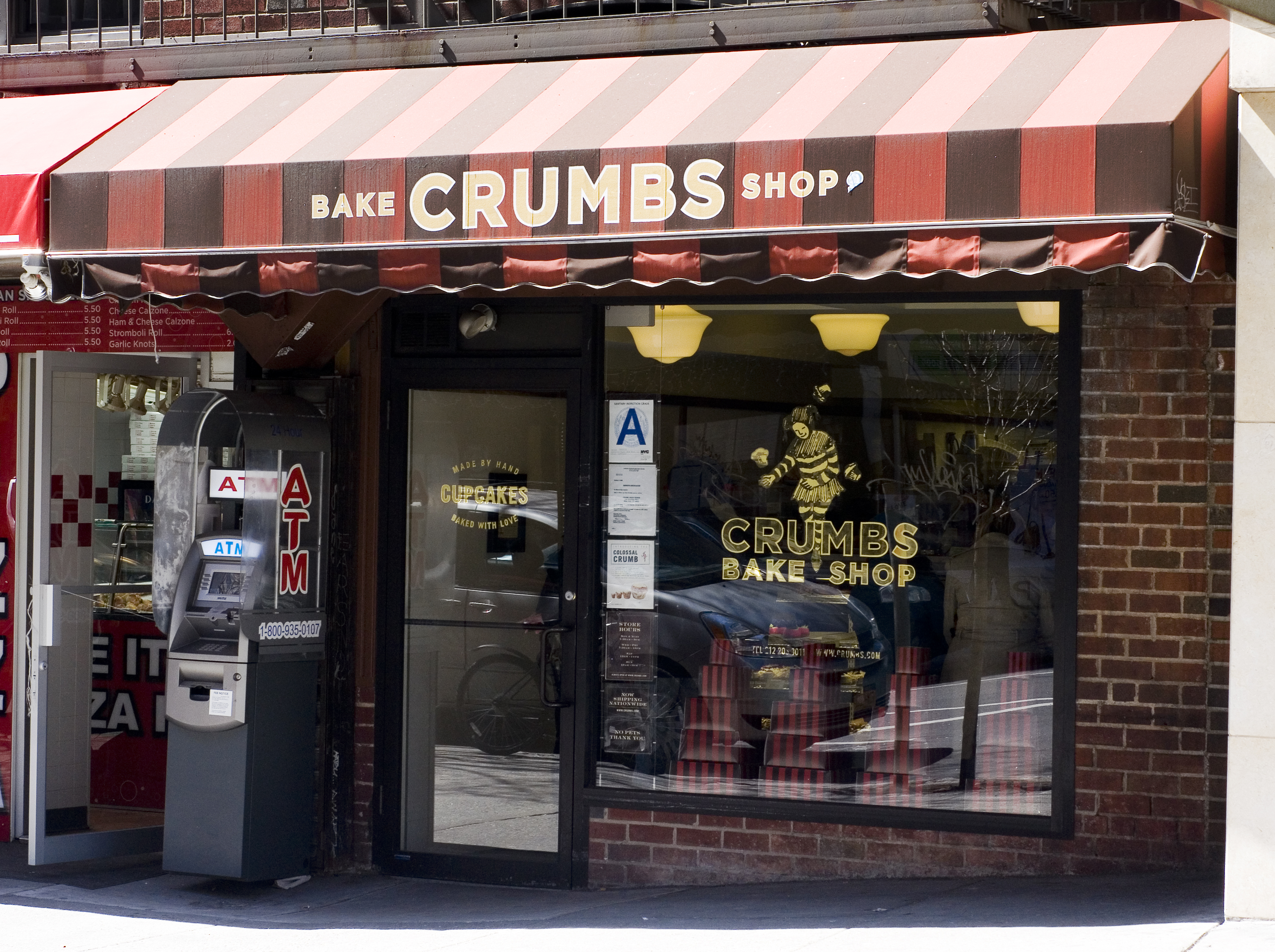 File crumbs bake shop wikimedia commons for Exterior design for shops