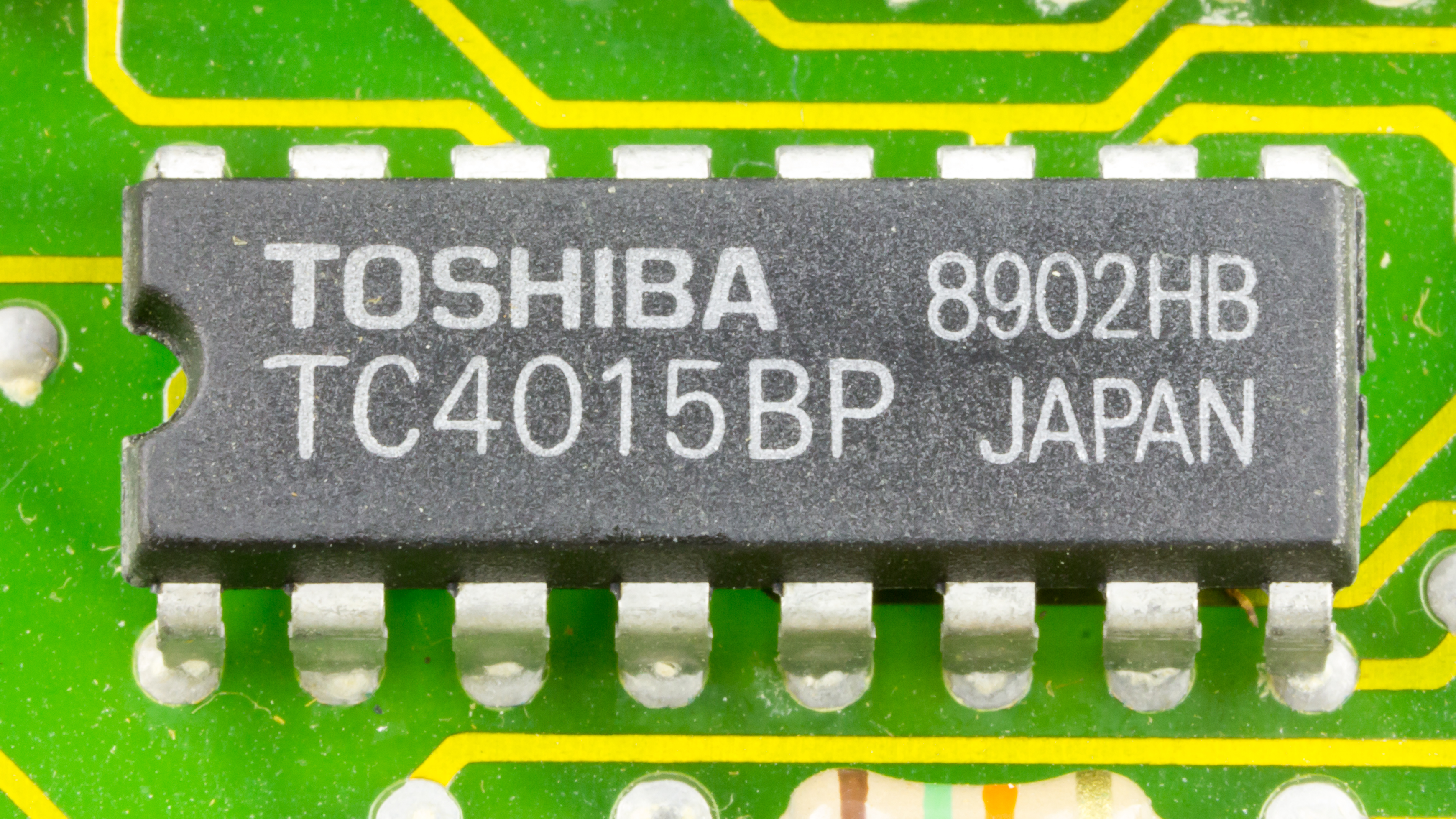 Shift Register Wikipedia Binary Code On Circuit Board Toshiba Tc4015bp Dual 4 Stage Static With Serial Input Parallel Output