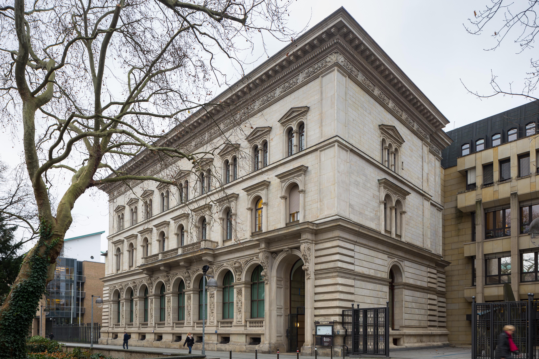 Dateideutsche Bundesbank Office Building Georgsplatz 5 Hannover