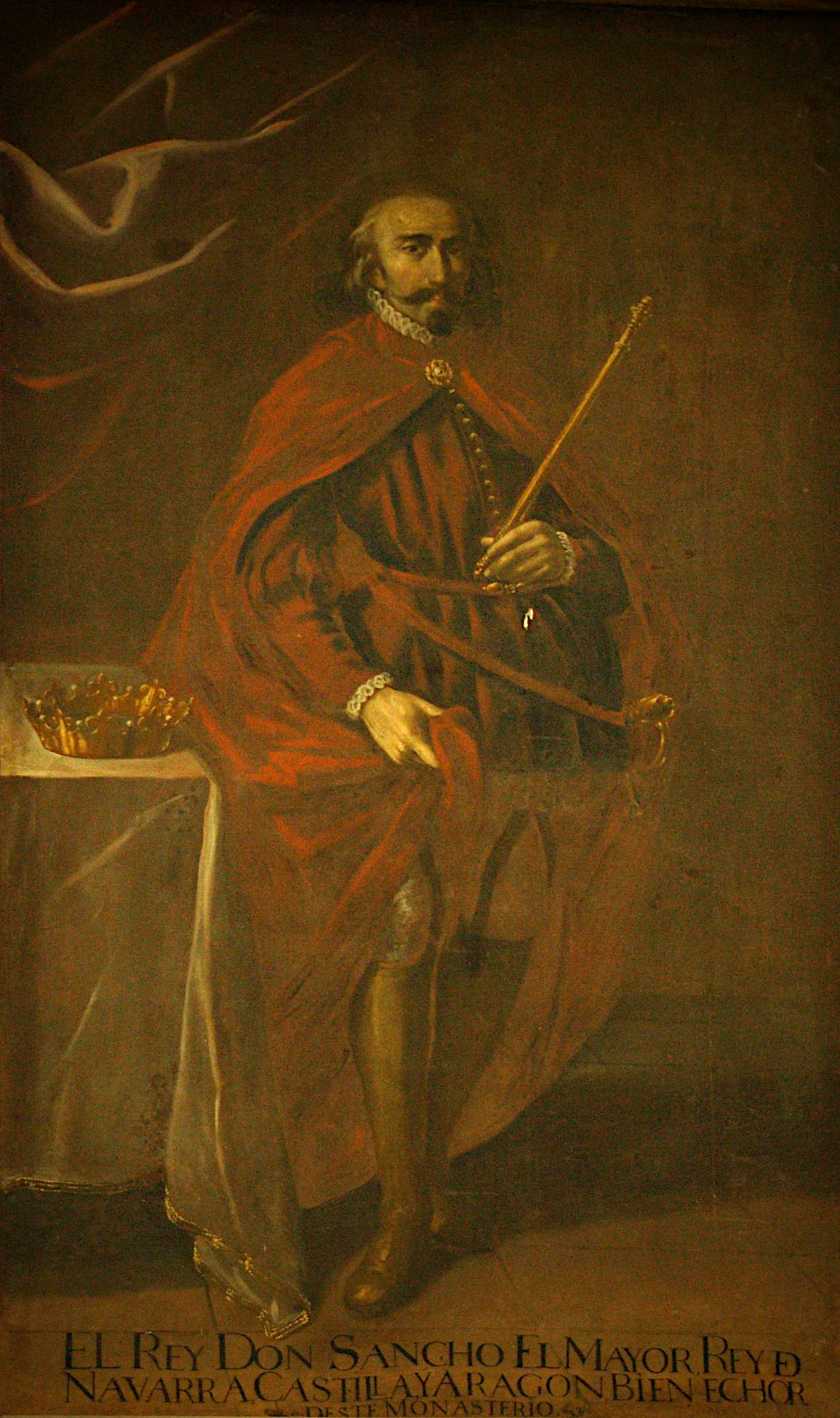 Sancho el Mayor de Juan Ricci