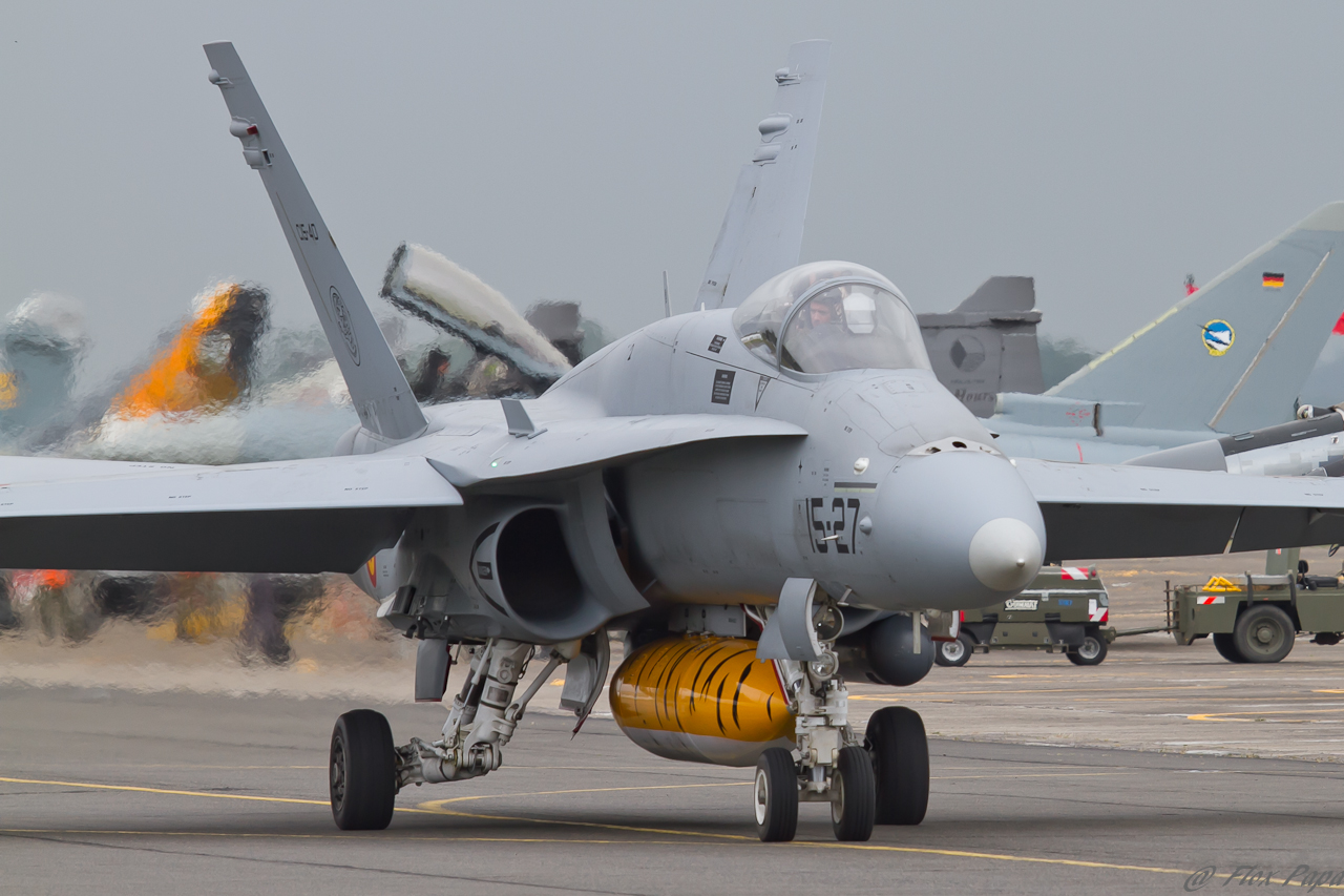 File:EF-18 Hornet Tiger Meet.jpg - Wikimedia Commons