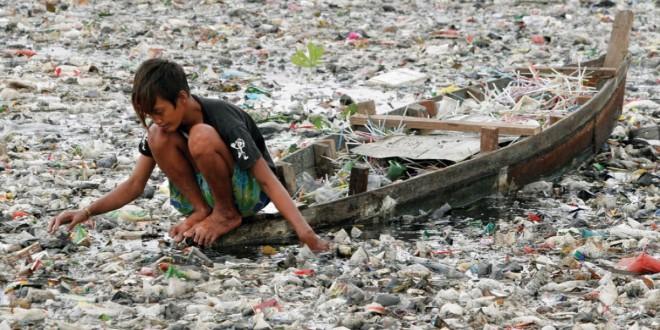 El gran problema de no reciclar.