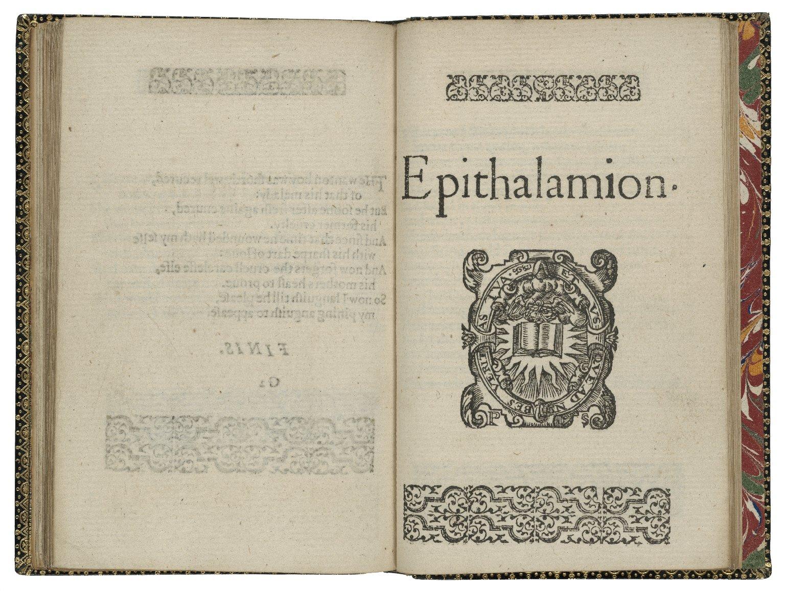 Epithalamion
