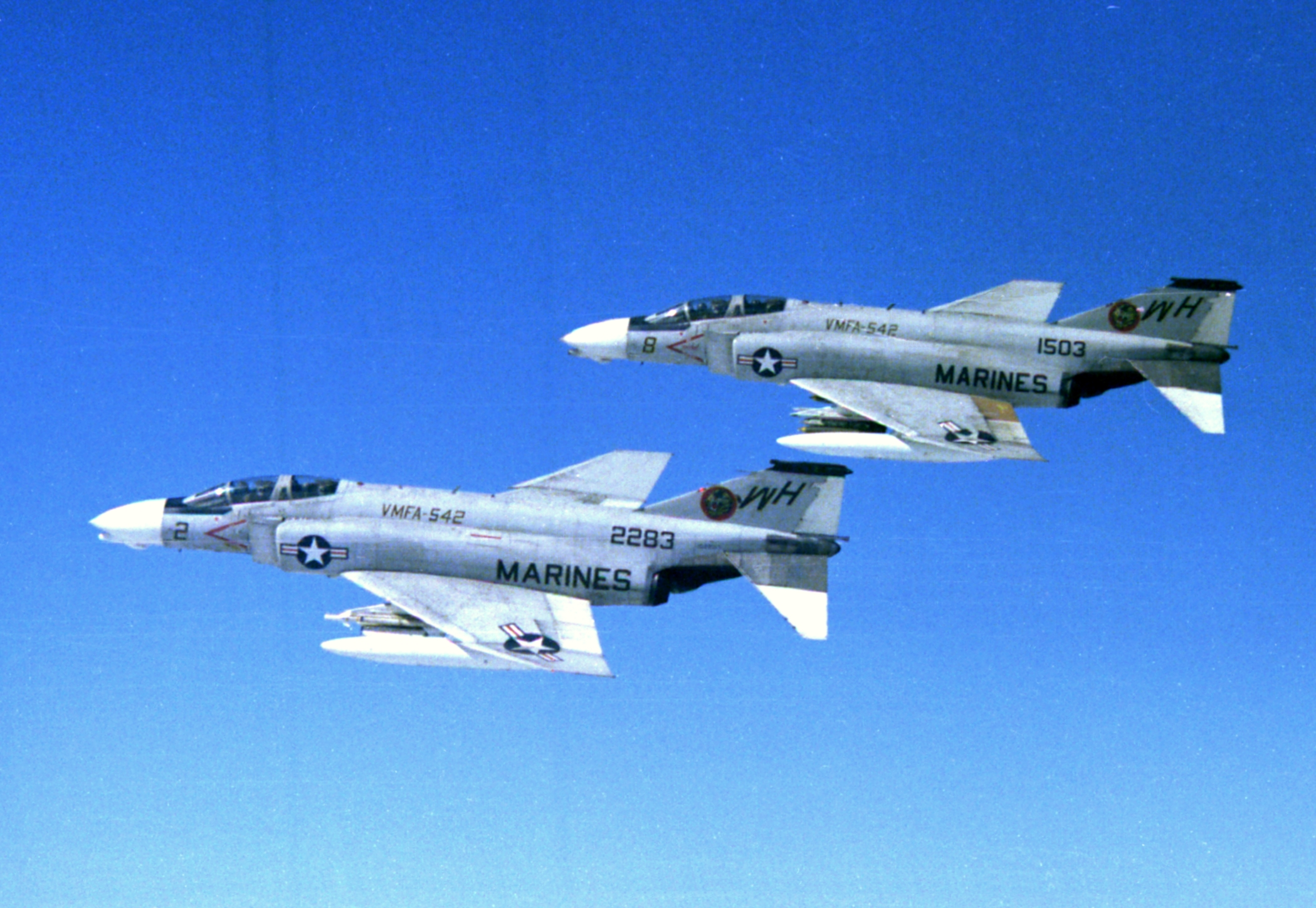 File:F-4Bs VMFA-542 Vietnam Jan1969.jpg