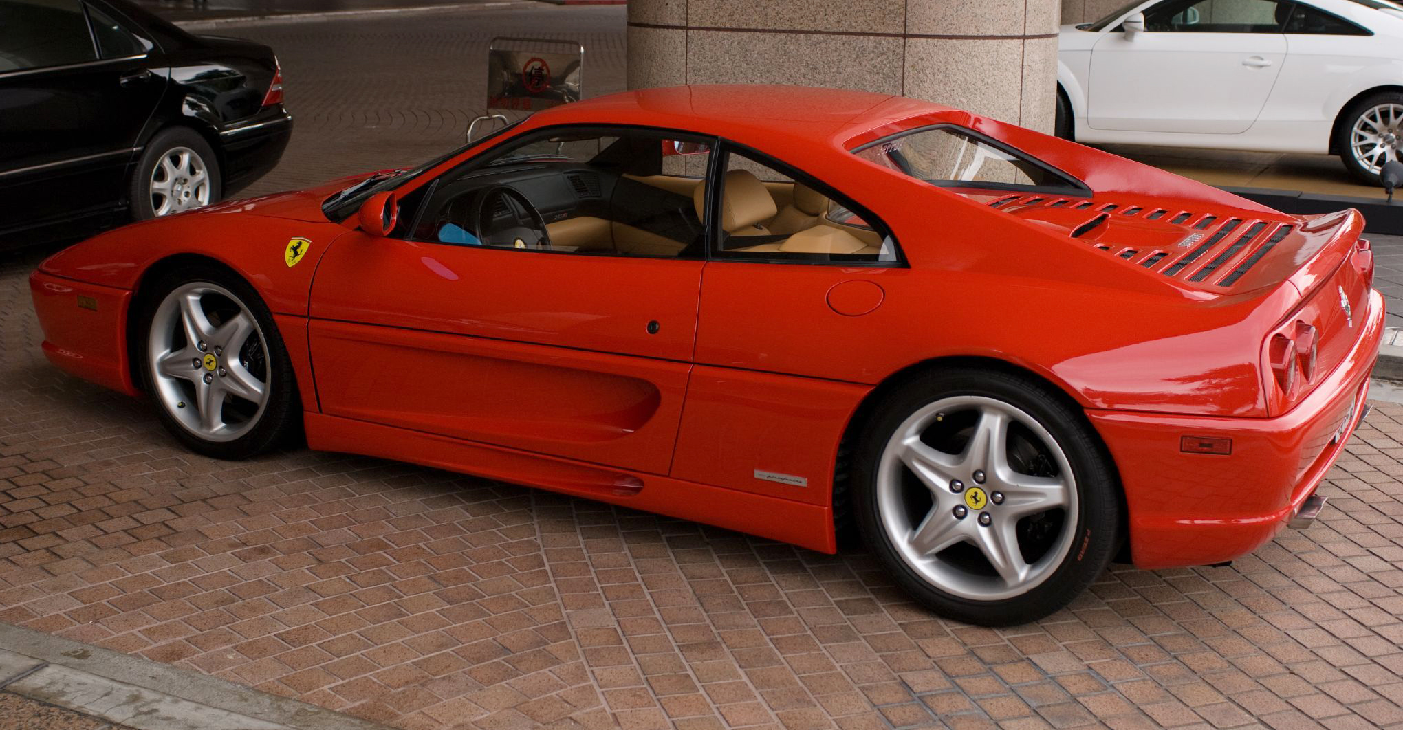 File F355 Berlinetta In Taipei Jpg Wikimedia Commons